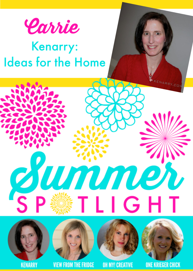 summer spotllght feature - Carrie