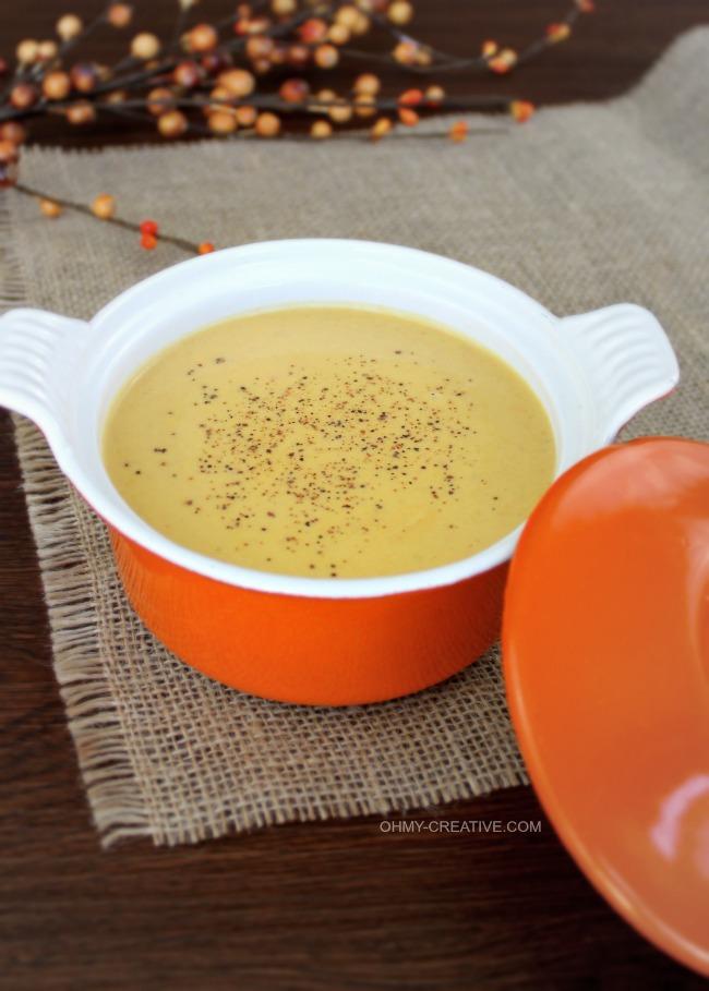 The Most Delicious Creamy Pumpkin Soup Recipe