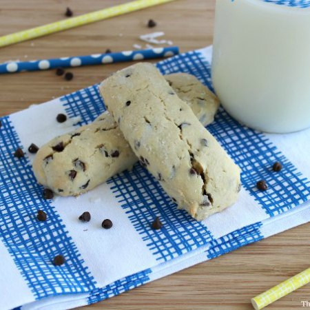 Chocolate Chip Cookie Dunkers Recipe