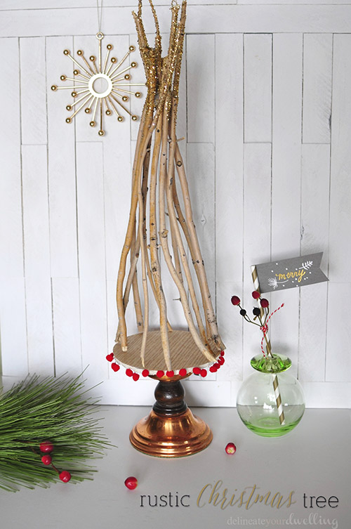 Gorgeous Thrifty Christmas Decor Oh My Creative