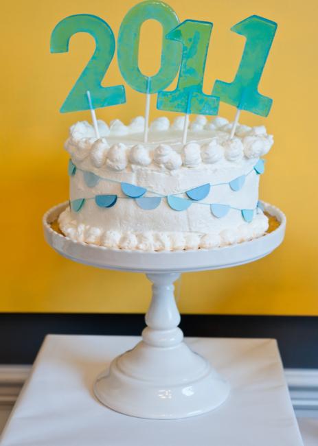 Graduation Year Cake