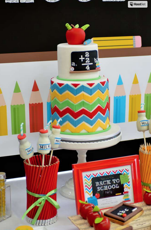 Cake Decoration School : 30 Awesome Graduation Party Desserts - Oh My Creative