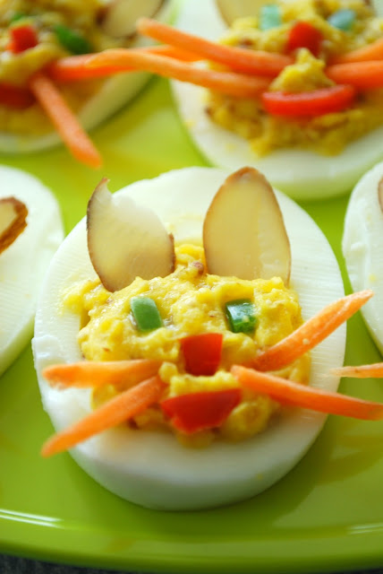 30 Creative Deviled Egg And Hard Boiled Egg Holiday Ideas