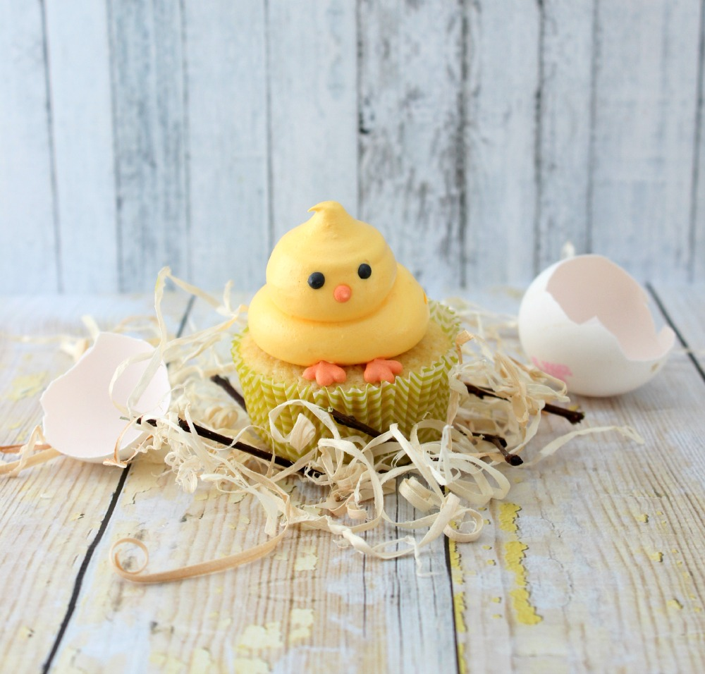 Easter Cupcake Decorating Ideas Pinterest : Whimsy Wednesday Link Party 160 - Oh My Creative