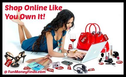 Shop Online Like a Pro