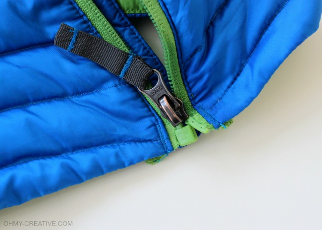 How to fix a separated zipper oh my creative how to fix a separated zipper with this simple trick using a common household ccuart Gallery