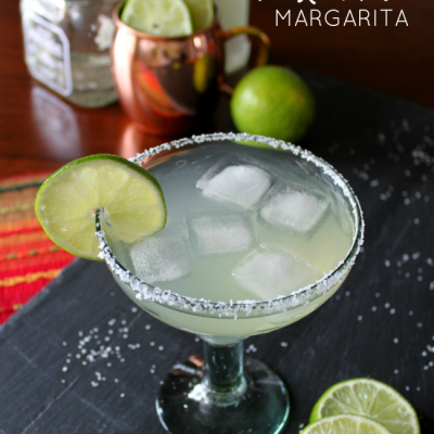This Moscow Mule Margarita is a great twist to the very popular Moscow Mule! Made with tequila and fresh ingredients this drink is amazingly tasty…I love it!