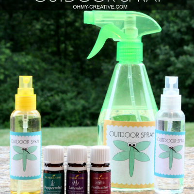 All Natural Outdoor Spray