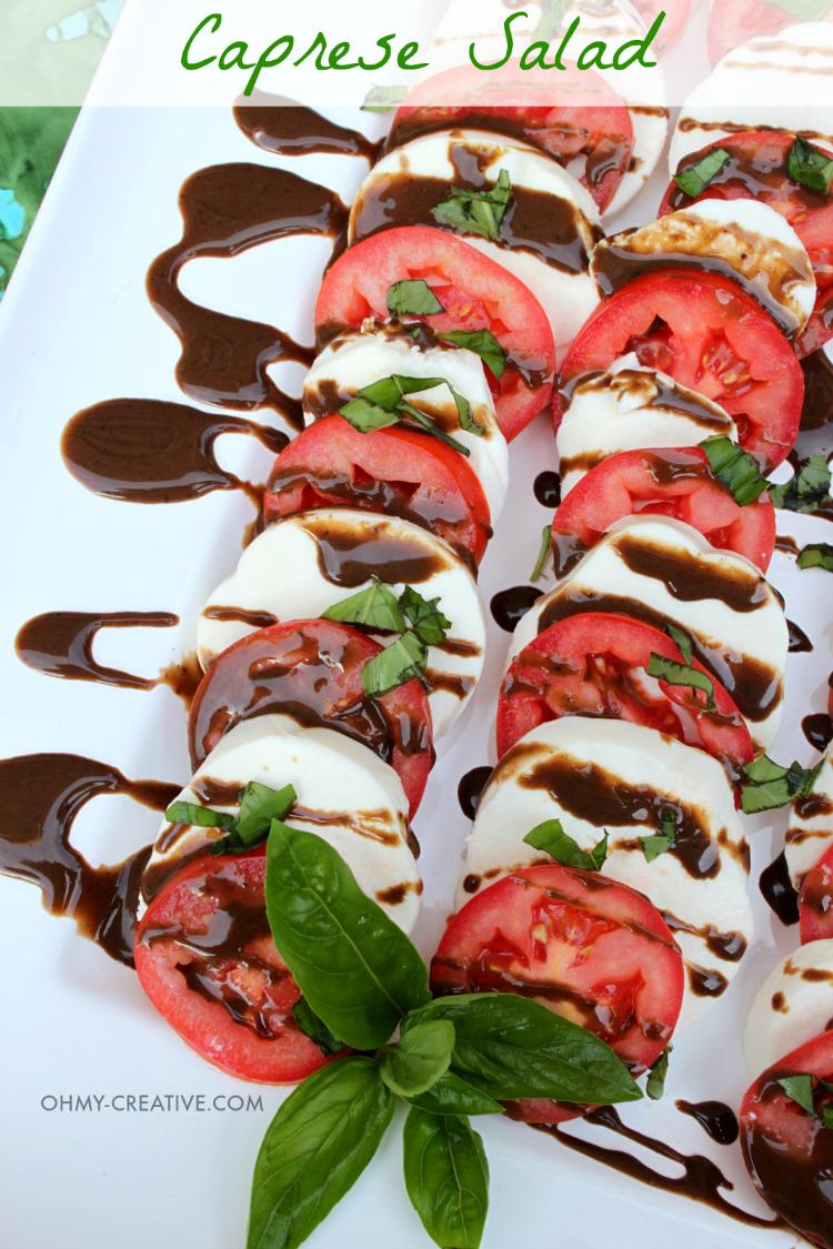 recipe: basil dressing for caprese salad [25]