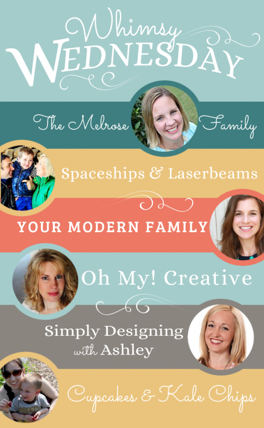 Whimsy Wednesdays Link Party 183