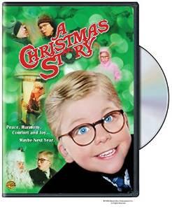 A Christmas Story DVD