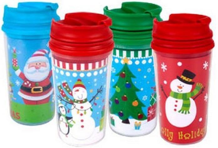 Plastic Kids Travel Cups