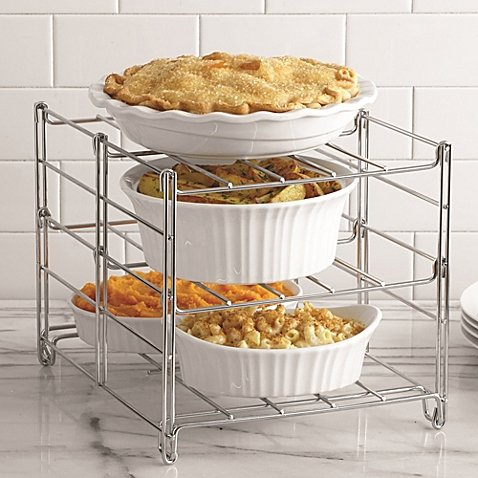 Real Simple® 3-Tier Adjustable Oven Rack