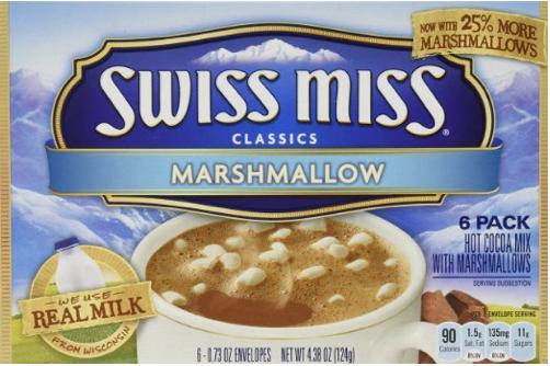 Swiss Miss Hot Cocoa Mix