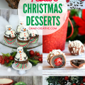 These Festive Christmas Desserts are perfect for Christmas get-togethers and parties with family and friends! | OHMY-CREATIVE.COM