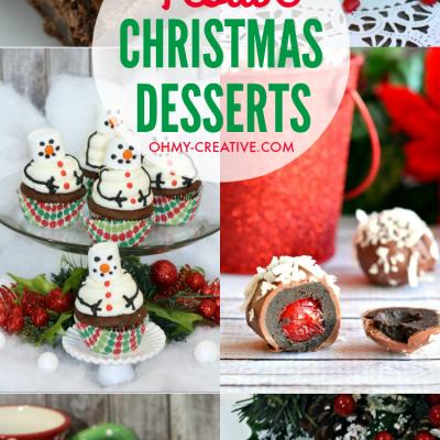 Festive Christmas Desserts
