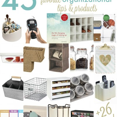 45 Best Organizing Solutions