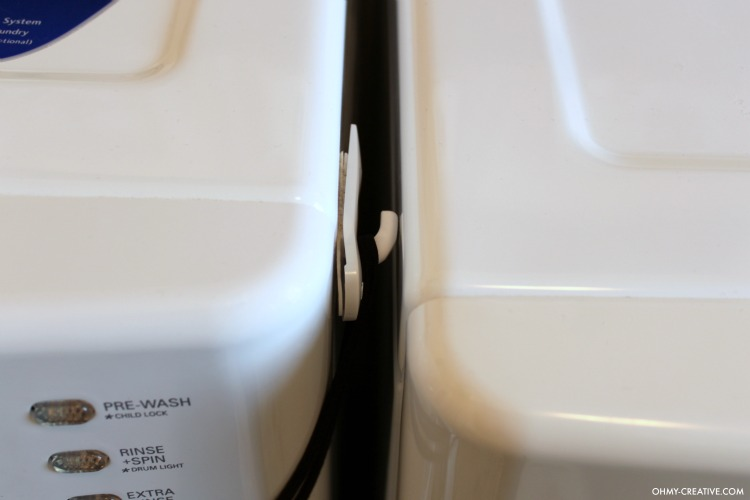 Great washers - awful smell! See my simple tip on How To Reduce Front Load Washer Smells | OHMY-CREATIVE.COM