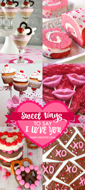 Sweet Ways To Say I Love You