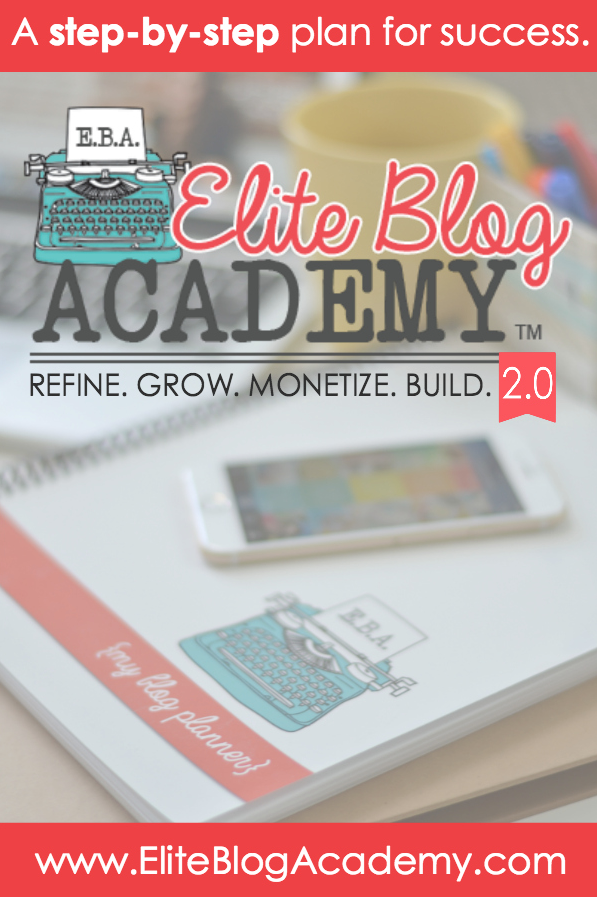 Elite Blog Academy Is Open