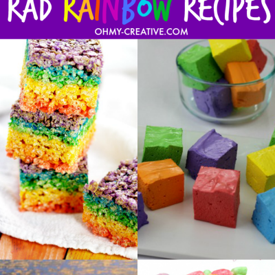 Rad Rainbow Recipes