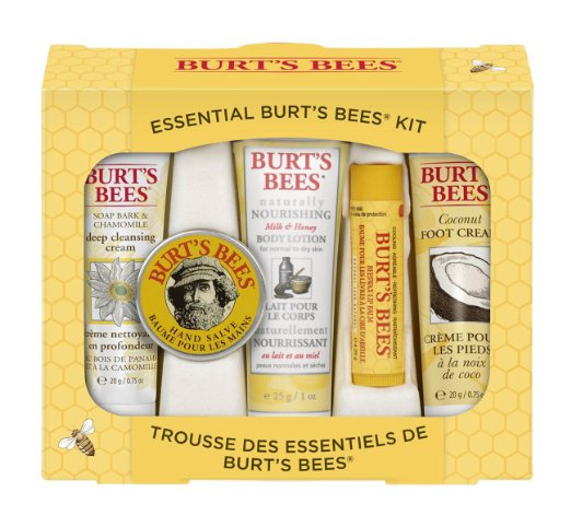 Burt's Bees Everyday Essential Beauty Kit - Don't know what to get for mom this Mother's Day? Here are a few Pretty Gifts For Mom on Mother's Day she will love! | OHMY-CREATIVE.COM