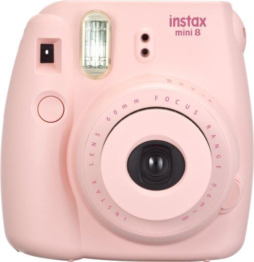 Fujifilm Instax Mini 8 Film Camera - Graduation Gifts for Her | OHMY-CREATIVE.COM