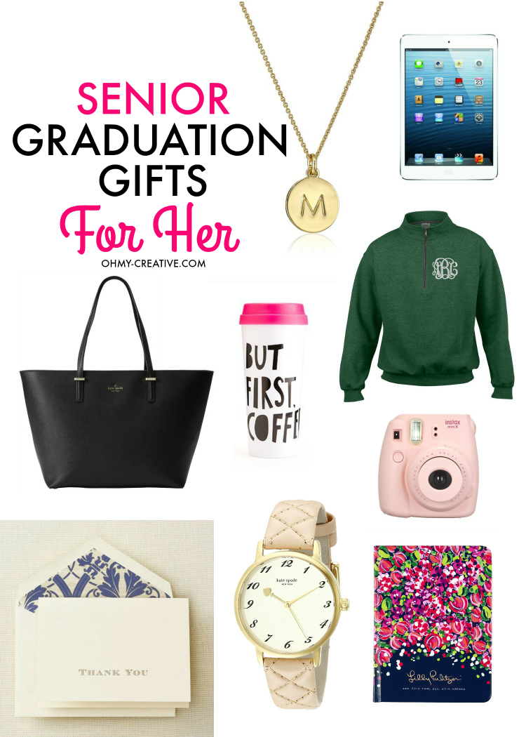 senior graduation gifts for her - Graduation Gift Ideas