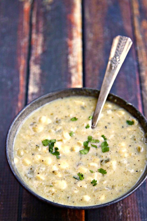 hatch chile soup