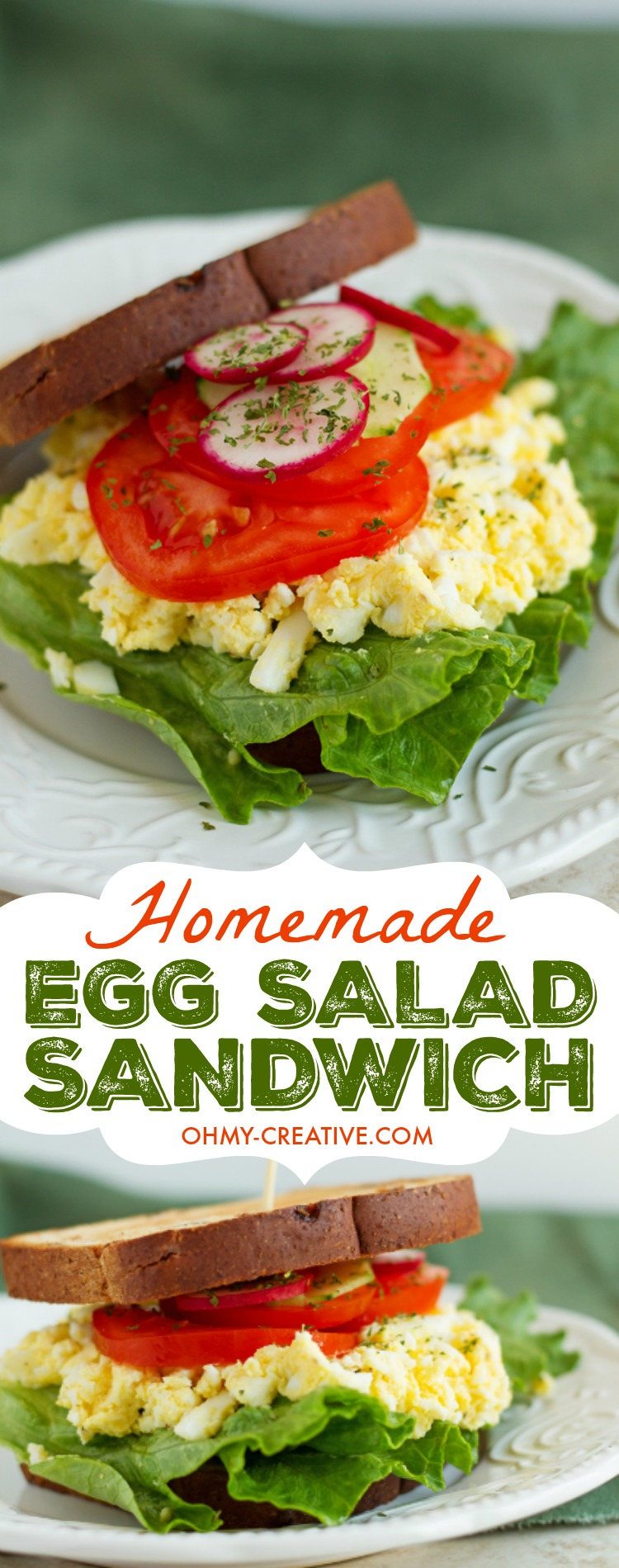 how to make an egg sandwich The good news: the eggs in your breakfast sandwich do some serious work  protein  (and if you want to make them for dinner, we won't tell.