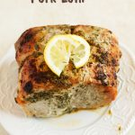 Lemon Marinated Pork Tenderloin Recipe