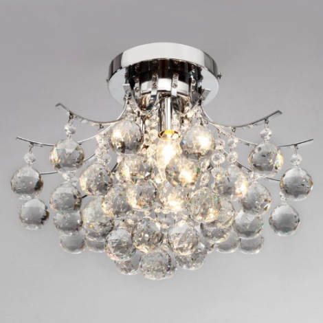10 Stunning Crystal Chandelier Lights Oh My Creative