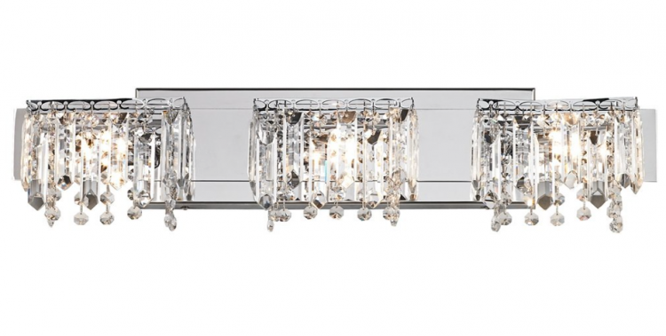 10 stunning crystal chandelier lights oh my creative - Sparkling small crystal chandelier designs for any interior room ...