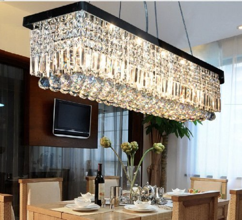 10 Stunning Crystal Chandelier Lights - Oh My Creative