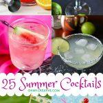 25 Summer Cocktails