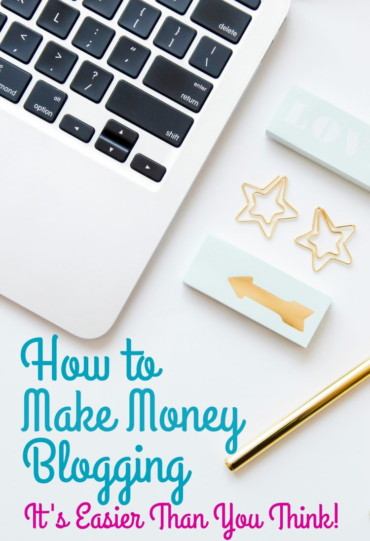 How To Make Money Blogging - Oh My Creative