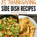25 Thanksgiving Side Dishes