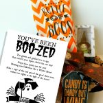 You've Been Boo-zed Free Printable