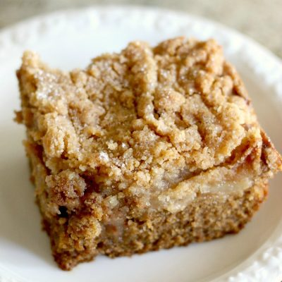 Gingerbread Apple Pie Cake Recipe
