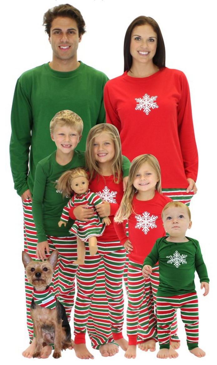 Family Matching Pajamas #hannajams are more than just pjs, they're memories that become part of family celebrations year after year. Our matching family pj's are crafted for comfort, making them great for playing, sleeping, or lazy days at home.