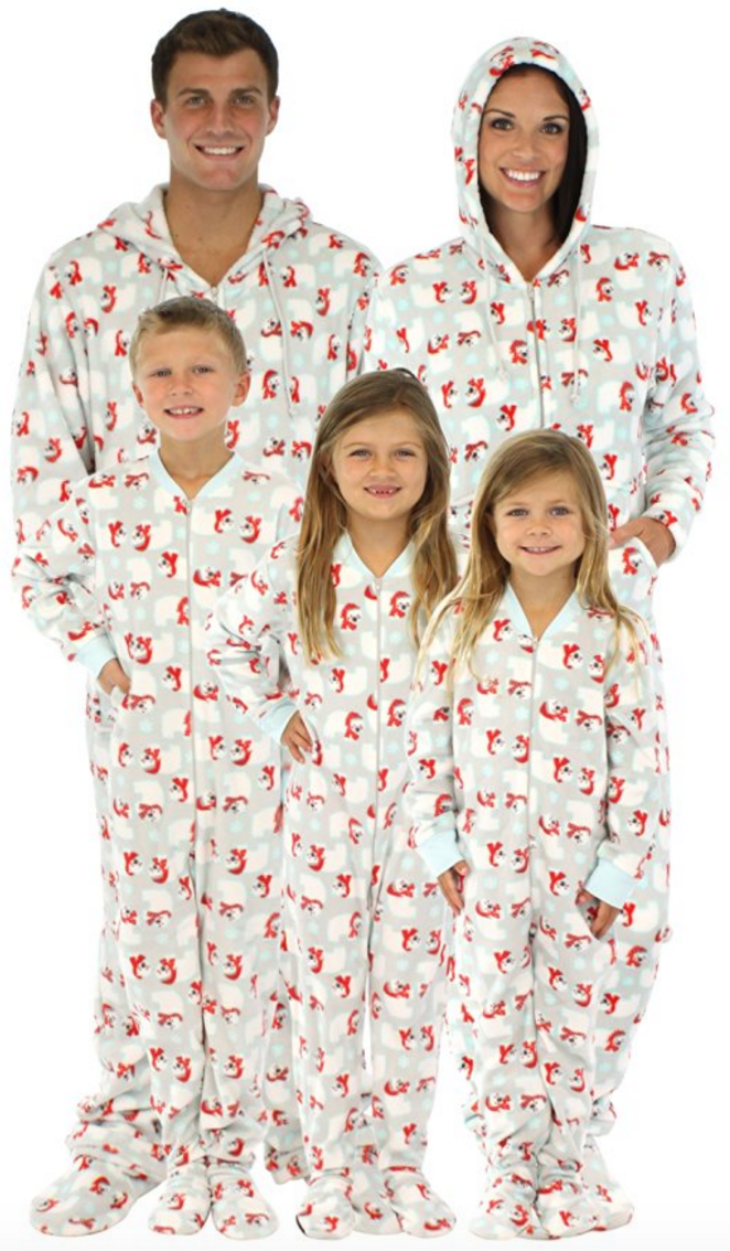 Family Christmas Pajama Shirts for the whole family. Grab your camera for a holiday card, family photo, portrait, vacation or cruise. Pair with your favorite red plaid or green plaid and check flannel pants.