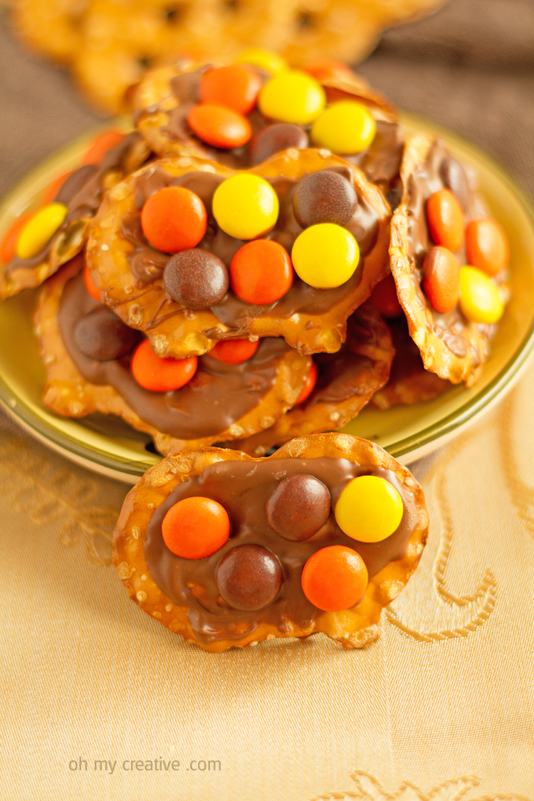 leftover halloween candy recipe - Easy Halloween Candy Recipes
