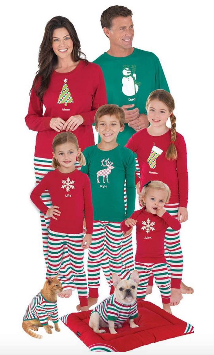 Find super-soft robes and kids' pajamas and keep them cozy and warm. Skip Navigation. Pajamas & Nightgowns. Christmas or seasonal patterns and more. Adult sizes are available in some styles, so your whole family matches. Tight-fit cotton pajamas are stretchy and soft. The pajamas fit snugly against the skin to wrap your child in comfort.