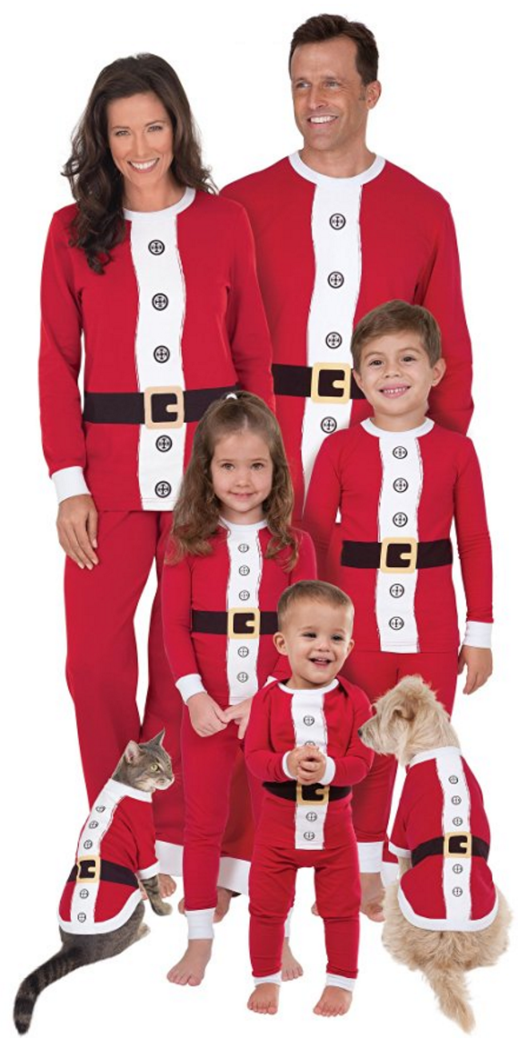 Cozy Family Christmas Pajamas - Oh My Creative