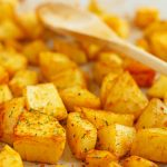 Sweet Paprika Oven Roasted Potatoes