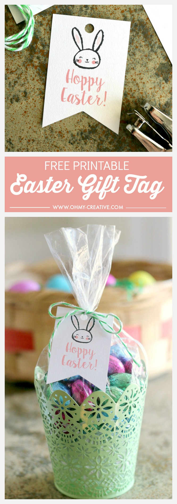 printable hoppy easter gift tags oh my creative printable hoppy easter gift tags ohmy creative com easter printable