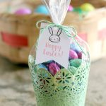 Free Printable Hoppy Easter Gift Tags