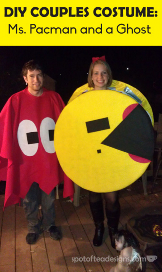 50 Couples Halloween Costume Ideas Oh My Creative