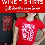 Christmas Wine T-Shirts