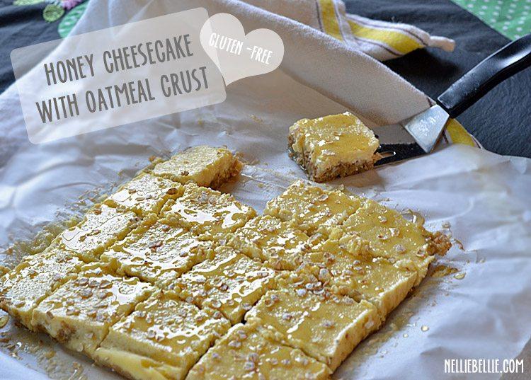 Gluten-Free Cookie Recipes | OHMY-CREATIVE.COM | Gluten Free Recipes | Easy Recipes | Gluten Free Desserts | Easy Desserts | Recipes | Gluten-Free Cookie Recipes | Cheesecake Bars |